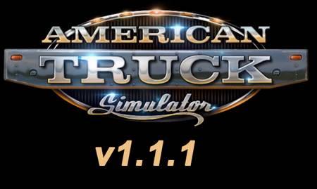 Патч v1.1.1 для American Truck Simulator