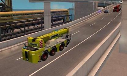 Техника в трафик v1.6 для American Truck Simulator