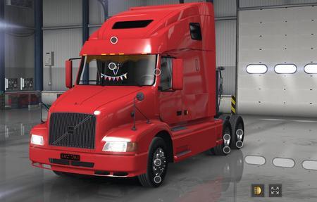 Volvo 660 для American Truck Simulator