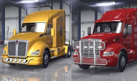 Truck Accessories для American Truck Simulator