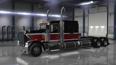 Kenworth W900 Reworked для American Truck Simulator