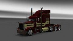Грузовик Peterbilt 389 v2.0 для American Truck Simulator