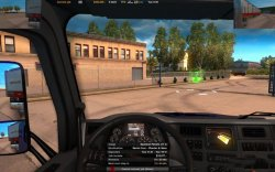 Mod Route Advisor Mod Collection для American Truck Simulator