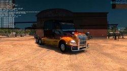 Маленькие зеркала для American Truck Simulator