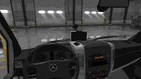Mercedes Sprinter LWB v1.1 для American Truck Simulator