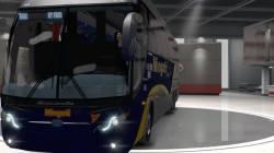 Автобус Mascarello Roma 370 для American Truck Simulator