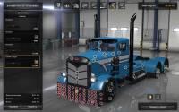 Peterbilt Custom 351 для American Truck Simulator