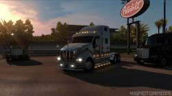 Peterbilt 387 для слабых ПК American Truck Simulator