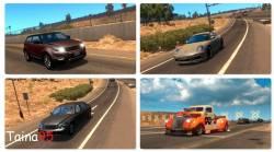 AI Traffic Mod Pack для American Truck Simulator