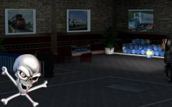 Mod Большой гараж Sovtransavto для  American Truck Simulator