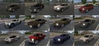 Mod Машины Asphalt 8 в трафик для American Truck Simulator