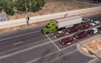 Mod Больше трафика для American Truck Simulator