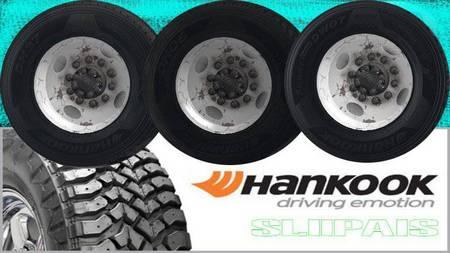 Mod Шины Hankook для American Truck Simulator