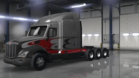 Mod Шасси 8х6 American Truck Simulator