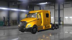 Mod International Prostar для American Truck Simulator