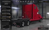 Mod Freightliner FLD 120 для American Truck Simulator