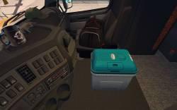 Mod Cabin Accessories DLC для ATS