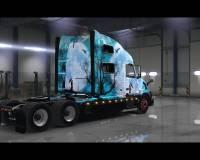 Mod Volvo VNL 780 Reworked для American Truck Simulator
