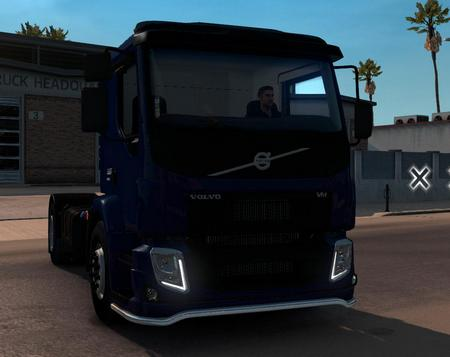 Mod Грузовик Volvo VM 2015 для American Truck Simulator